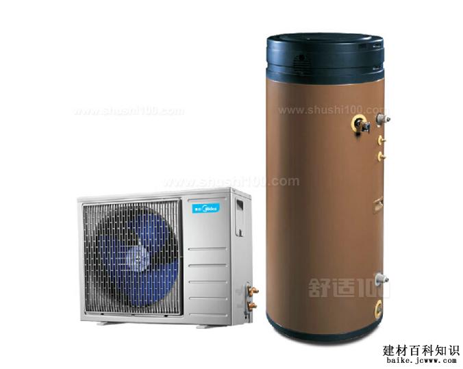 美的空气能热水器故障