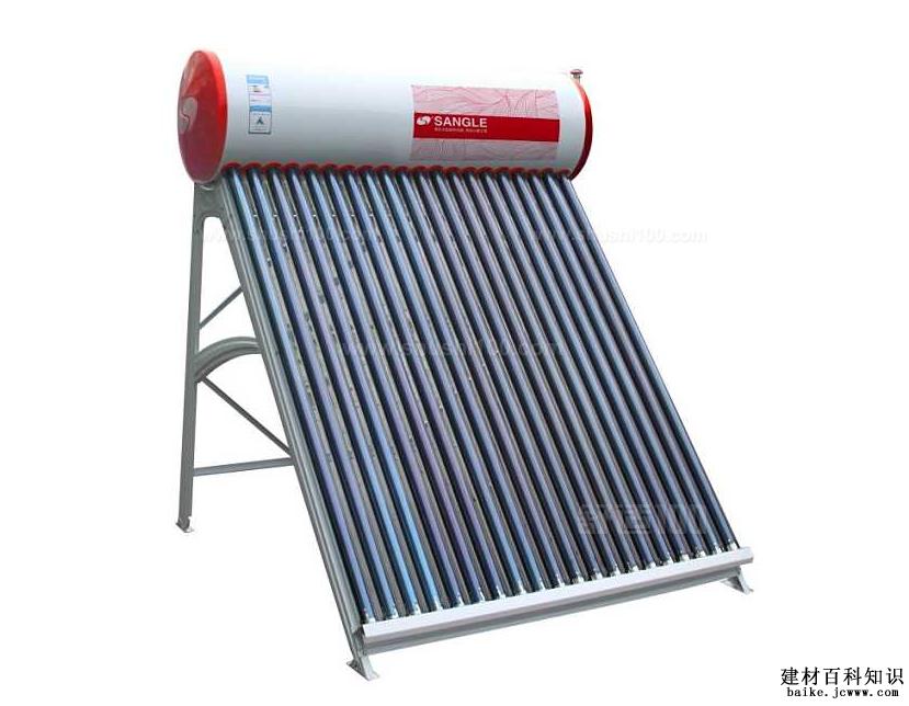桑乐太阳能热水器怎样