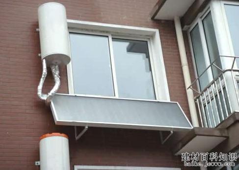 壁挂式太阳能热水器报价