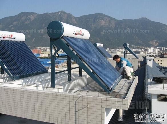 先科太阳能热水器