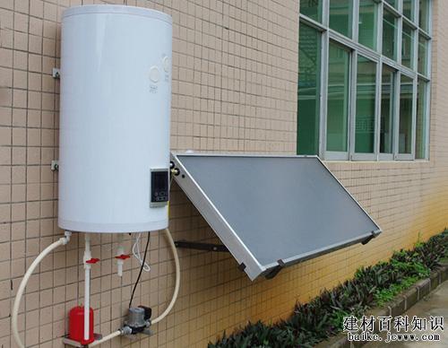 壁挂太阳能热水器