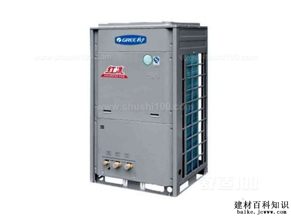 格力空气能热水器地暖